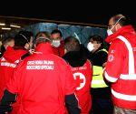 India's Elgi Equipments helped Italian Red Cross to meet Covid emergency