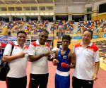 Kaspiysk (Russia): Gaurav, Govind enter semis at Umakhanov Memorial International Tournament