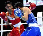 Ekaterinburg (Russia): AIBA Men's World Championships - Kavinder Singh Bisht Vs Chen Zhihao