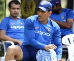 India Practice Session ahead of first ODI against Australia
