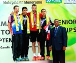 World Senior Badminton Championships 2017