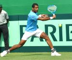 Davis Cup - Ramkumar Ramanathan Vs Andreas Seppi