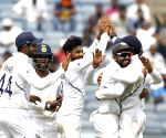 2nd Test - India Vs South Africa - Day 4