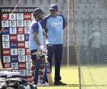 India - practice session - Rohit Sharma