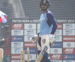 India - practice session - Shreyas Iyer