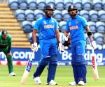 Cardiff (Wales): ICC World Cup Warm-up Match - India Vs Bangladesh