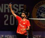 Yonex-Sunrise India Open 2019 - Srikanth Kidambi Vs B. Sai Praneeth