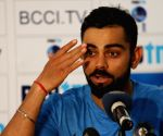 Virat Kohli's press conference