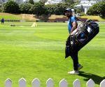 Wellington (New Zealand): Practice Session - India