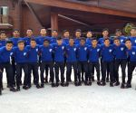 India U-16 National Team reaches Uzbekistan