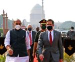 Free Photo: India, US hold Defence Minister-level talks