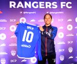 Rangers FC sign Indian International Bala Devi