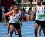 Indian 4x400m relay team looks to cement spot in Olympic Games