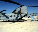 IAF's Covid relief efforts increased three-fold in one week