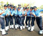 Combined Graduation Parade at Air Force Academy, Dundigal