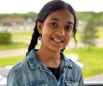 Indian origin girls in Johns Hopkins' world's 'brightest' list (Ld)