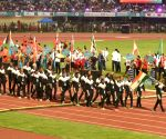 22nd Asian Athletics Championships - Opening ceremony