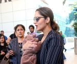 Sania Mirza with her baby boy