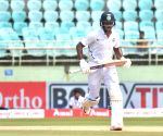 Mayank Agarwal continues scintillating form, scores 3rd Test ton