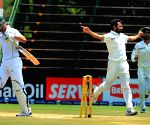 First Test Match between India and South - Day-5