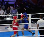 Women's boxing worlds: Debutant Manisha stuns title contender