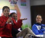 2018 AIBA Women's World Boxing Championships - Press conference