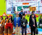 Kathmandu (Nepal): 13th South Asian Games