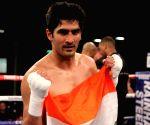 Horwich (England): Vijender Singh vs Andrzej Soldra
