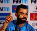 Virat Kohli - press conference