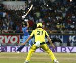 India vs Australia - First T20 match