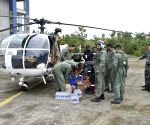 Maha floods: 100 killed; Army, Navy, IAF, Coast Guard pressed into service