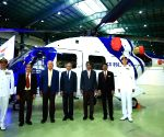 Coast Guard inducts HAL's three Dhruv helicopters
