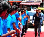 Lokesh Rahul during a programme