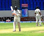 First Test Match - India vs West Indies - Day-2