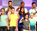 Virat Kohli launches 'Stepathlon Kids