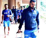 India cricket team preparatory camp