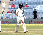 Kohli, Rahane propel India's recovery in reply to Australia's 326