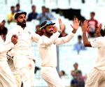 Kolkata: India Vs New Zealand - Second Test Match -