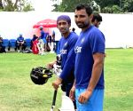Team India's practice sessions