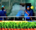 India practice session cancelled due to rains