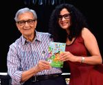 "Amartya Sen releases book ""Talky Tumble of Jumble Farm"