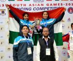 Free Photo: Indian Fencing Team won 11 Medals in South Asian Games