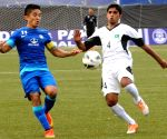 India pip Pakistan in football friendly