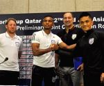 FIFA World Cup Qatar 2022 Qualifier - Pre-match press conference