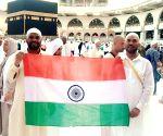 Indian Hajj pilgrims celebrate 73rd Independence Day in Saudi Arabia