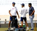 3rd Test Match - India Practice Session