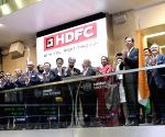 Masala Bond launch at London Stock Exchange