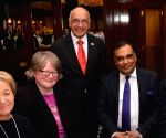 Indo-British All-Party Parliamentary Group Chair Virendra Sharma host reception
