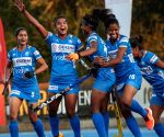 Indian junior women's hockey team returns from Chile