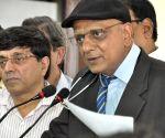 K K Agarawal's press conference